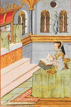 Queen Mary Tudor