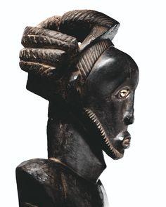STATUE HEMBA Statues, Congo, Portraits, Buddha, Monarch Butterfly, The Cult, Head Shots, Effigy, Portrait Photography