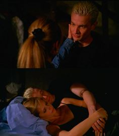One of my favorite moments of real emotion and connection.  Ahhh, I miss BTVS