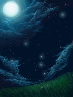 Night by Coconut365 on deviantART