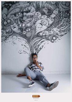 Ogilvy Creative School: Saki