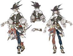 ... on Pinterest | Final fantasy xiv, A realm reborn and Final fantasy  Final Fantasy 14 Classes Art