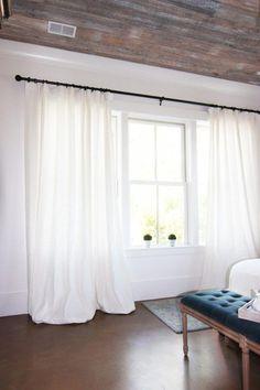7 fantastiche immagini su tende camera da letto   Bed room, Drapes ...
