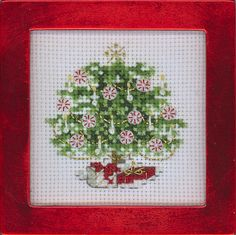 All sizes | Cross Stitch Christmas Tree Ornament | Flickr - Photo Sharing!
