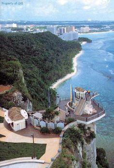 Two Lover's Point- I miss my hometown, my island Guam!