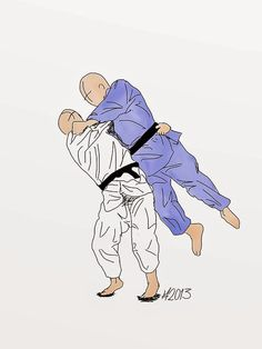 Utsuri-goshi: Hip shift
