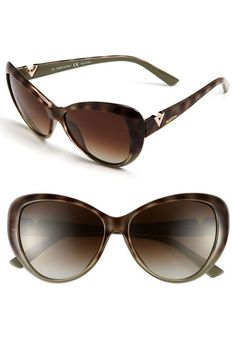 Valentino Cat's Eye Sunglasses   Nordstrom