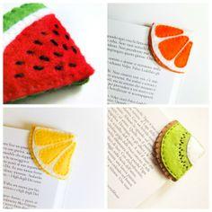 guiltless reading: #BookmarkMonday: Summer fruits