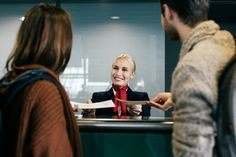 Home  6 Easy Things to Do That Could Score You a Last-Minute Flight Upgrade (So You Might As Well Try!)
