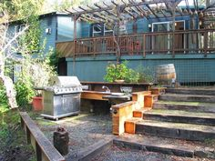 Guerneville Vacation Rental - VRBO 3197412ha - 2 BR Russian River House in CA, Woodland Hideaway: 2 BR / 3 BA Two Bedroom House in Guerneville, Sleeps 4 $229