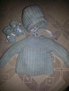 36c865cca conjunto bebé hecho por loli reloba!!!