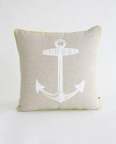 Riviera - Anchor Cushion