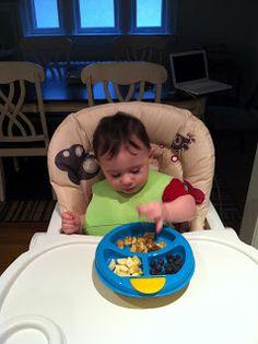 100 Finger Foods for Infants/#babies #fingerfood #EatHealthyGrowStrong