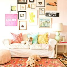These Dogs Love Interior Design - The Accent™
