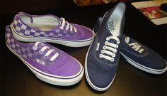Vans!!!!  At Ms. Mulligan's Consignment Boutique
