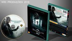 Invocação Do Mal 2 - DVD 1 - ➨ Vitrine - Galeria De Capas - MundoNet | Capas & Labels Customizados