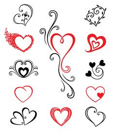 Heart Tattoos For Girls | Heart Tattoos | PicHod.Com