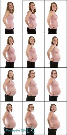 Pregnancy / Maternity Progress Photos