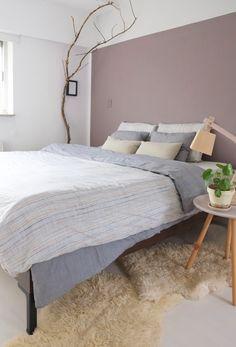 www.pimpelwit.nl -Flexanl-kleuradvies-interieuradvies-verfuitdaging-heartwood Living Room Paint, Home Living Room, Interior Design Living Room, Living Room Decor, Bedroom Color Schemes, Bedroom Colors, Home Bedroom, Bedroom Decor, Bedroom Layouts