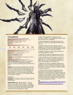 Homebrewing monsters Oh look, something new. Needed a break from all those constructs Ive been working on. Dungeons And Dragons Homebrew, Dungeons And Dragons Characters, D&d Dungeons And Dragons, Dnd Characters, Dnd Stats, Dnd Races, Dnd Classes, Dnd 5e Homebrew, Dnd Monsters