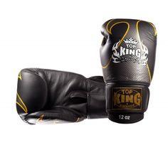 Rękawice bokserskie Top King EMPOWER 12oz CZARNE