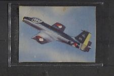 Fokker S 14-2 Mach-Trainer Vintage Aircraft Croydon Trading Card 1950's No.90 | eBay
