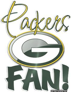 Green Bay Packers Glitter Graphics | New Here @CafeMom Saturday Signature Picks [1/22]