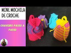 Crochet Hats, Youtube, Purple Backpacks, Key Chains, Crocheting Patterns, Miniatures, Amigurumi, Knitting Hats, Youtubers