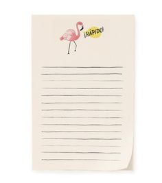 iRapido! Notepad – Paper Luxe