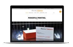 Screenshot der Unternehmenswebsite Wolf-Manufaktur