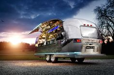 Apollo 70 Airstream Mobile Bar