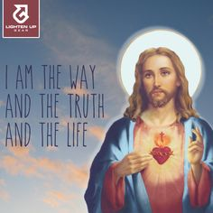 """John 14:6 """"I am the way and the truth and the life. No one comes to the Father except through me. If you really know me, you will know my Father as well. From now on, you do know him and have seen him."""" Catholic Hymns, John 14 6, The Life, Father, Movies, Instagram, Pai, Films, Cinema"""