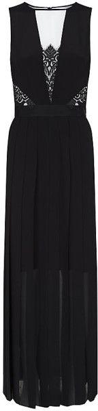 Paul Smith Lace Applique Gown - Lyst
