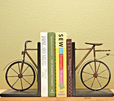 Bicycle Bookends mod