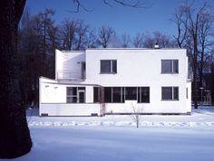 Villa Tammekann, Alvar Aalto, 1932, Estonia