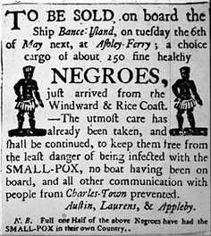 An advertisment in a newspaper for new Afican American slaves. They would come from different countries as slaves and be sold in America to white people. Black History Facts, Black History Month, Rodney King, African Diaspora, Down South, African American History, American Women, American Group, American Life