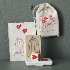 birdcage stamps Sale $3.99 @Sarah