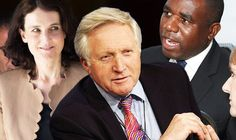 Question Time live BBC Yeovil David Dimbleby Northern Ireland Lammy Villiers news latest | Politics | News