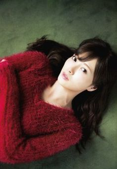 Sweatergirls | Beautiful women wearing soft, fuzzy sweaters