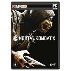 [Casas Bahia] Mortal Kombat X - PC mídia física por R$ 19,90 e mais descontos em outros