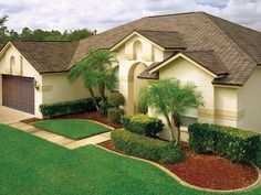 GAF Monaco Shingles. To Learn More, Paste This Link in Your Browser: http://www.gaf.com/Roofing/Residential/Products/Shingles/Designer/Monaco/Monaco-Shingles.aspx
