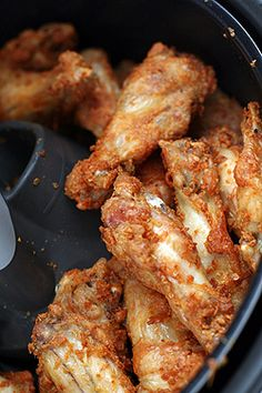 fried chicken by daveleb  Actifry