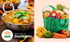 Desimarkt is one of the Best Online Grocery Shopping Store provides Groceries and Daily Need Products with Best Price and Free Home Delivery in Zurich.  www.desimarkt.ch