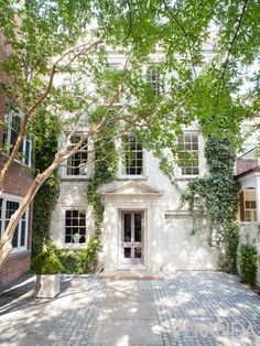 Grace Defined: Frank Babb Randolphs Georgetown Town House