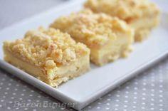 Birnen Streusel Quark Kuchen