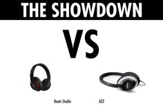 Bose AE2 vs. Beats Studio | SOUND SIGNATURE??