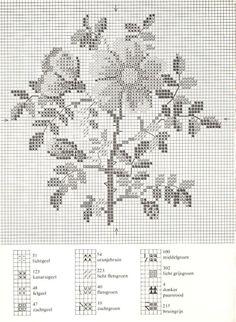 Gallery.ru / Фото #9 - Cross Stitch Pattern in Color - Mosca