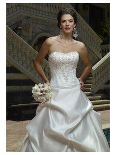 Prinzessin Stil Brautkleid