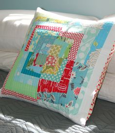 Pillow Contest Inspiration | Sew Mama Sew | Outstanding sewing, quilting, and needlework tutorials since 2005.