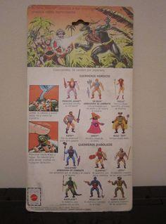 KOBRA KHAN MASTERS UNIVERSO SPAIN SPANISH HE-MAN MOTU EN BLISTER (1985) | Juguetes, Figuras de acción, TV, cine y videojuegos | eBay!